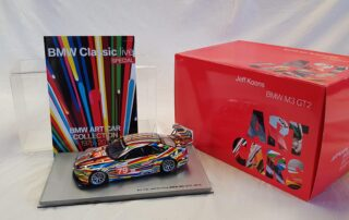 Jeff Koons Bmw art car pack