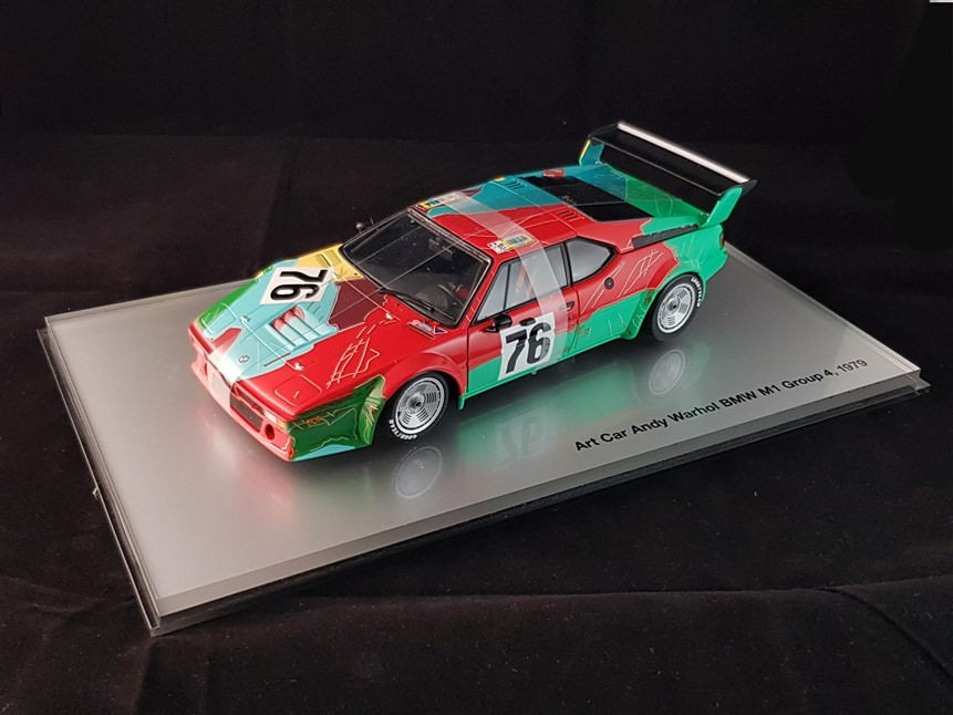 Andy Warhol exclusive Bmw replica
