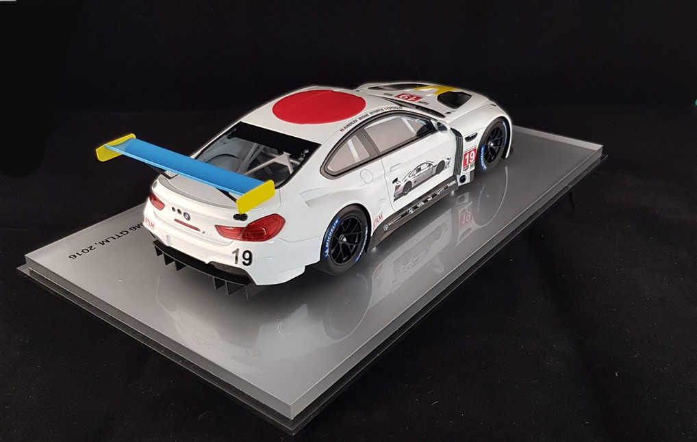 John Baldessari Art Car Bmw Kyosho