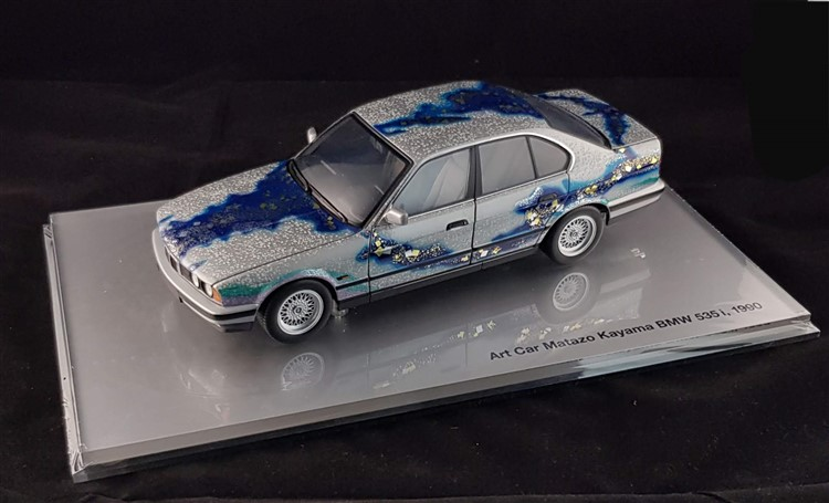 Bmw artcarminiature