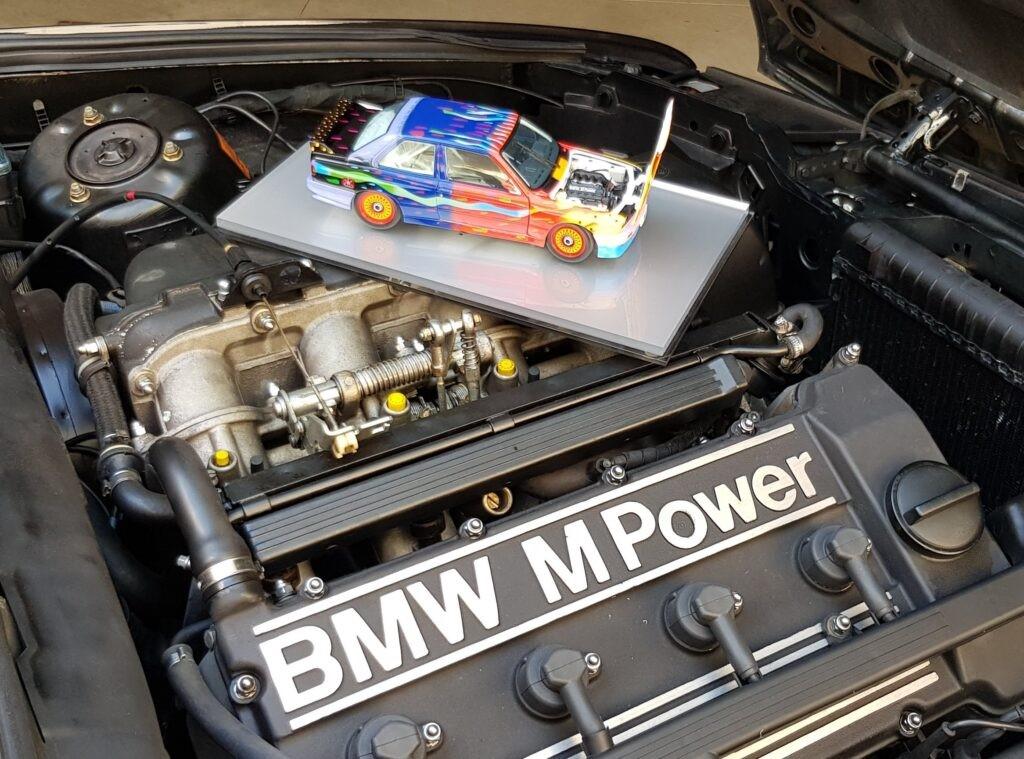 Bmw S54 diecast