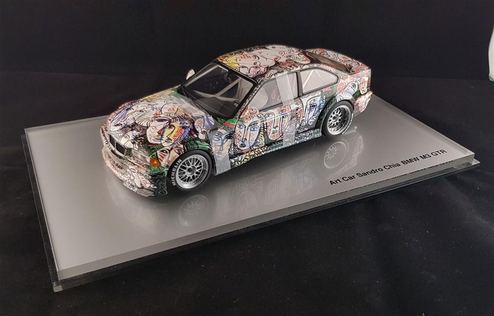 Bmw M3 Sandro Chia Bmw , based on Ut model