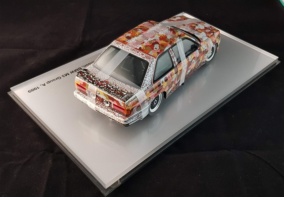 E30 M3 Bmw model miniature