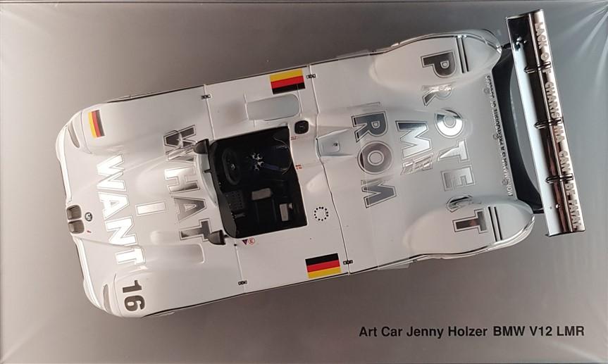 Holzer Bmw Art Car