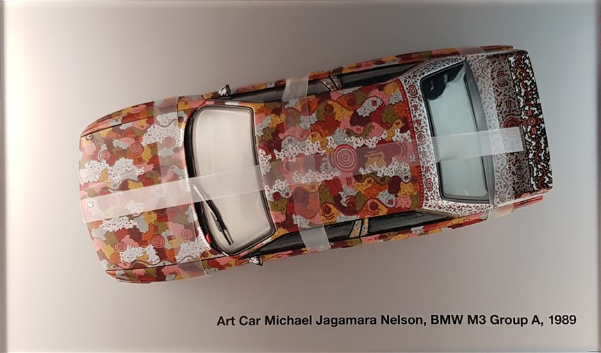Bmw M3 Group A Jagamara diecast