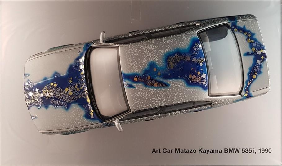 Matazo Kayama Bmw 535i