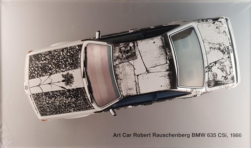 Robert Rauschenberg Bmw