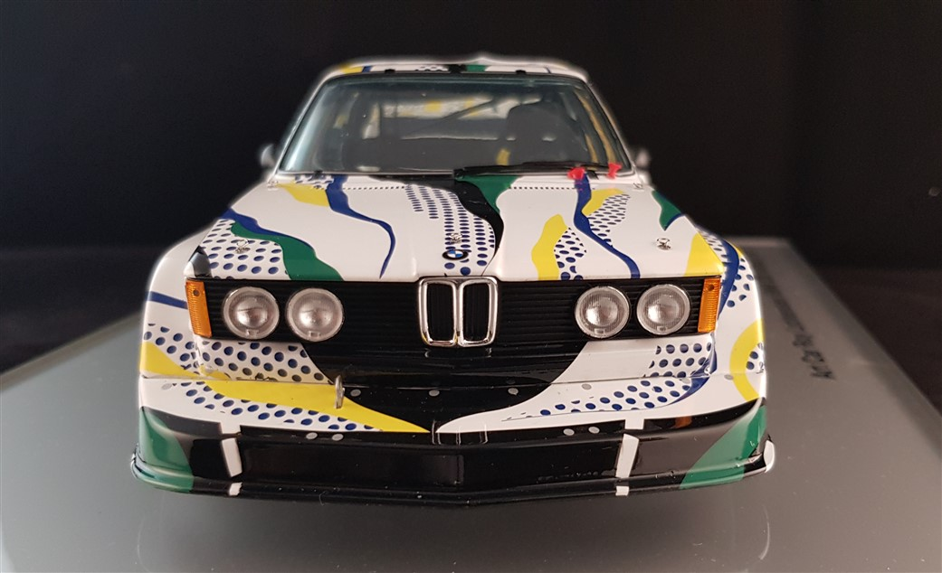 Roy Lichtenstein Bmw 320