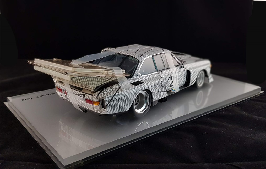 Stella Bmw art car Minichamps