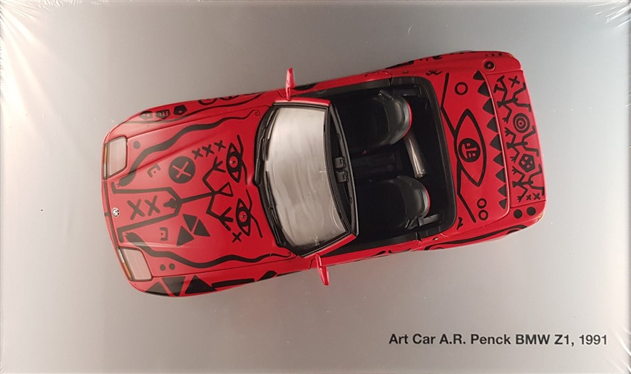 Bmw Z1 art car A.r Penck
