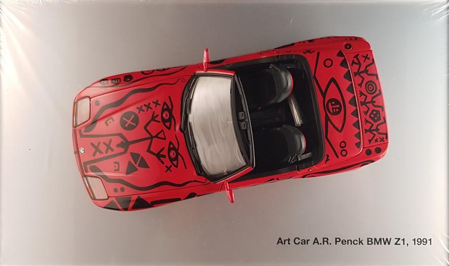 Bmw Z1 art car A.r Penck