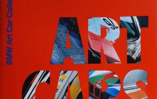 Bmw art car book
