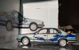 Bmw art car book by Thomas Girst