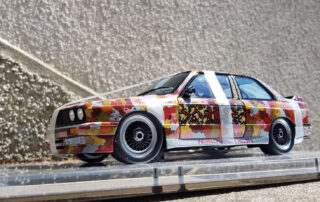 Bmw M3 modelle art car dealer edition