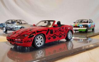 A.R Penck Bmw Z1 modelle
