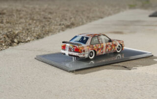 Jagamara Nelson Bmw art car diecast