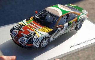 Uk David Hockney Bmw 850