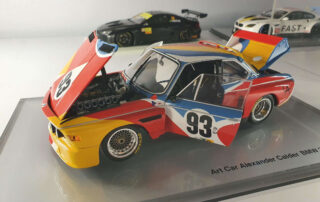 Bmw Art Car modelcars