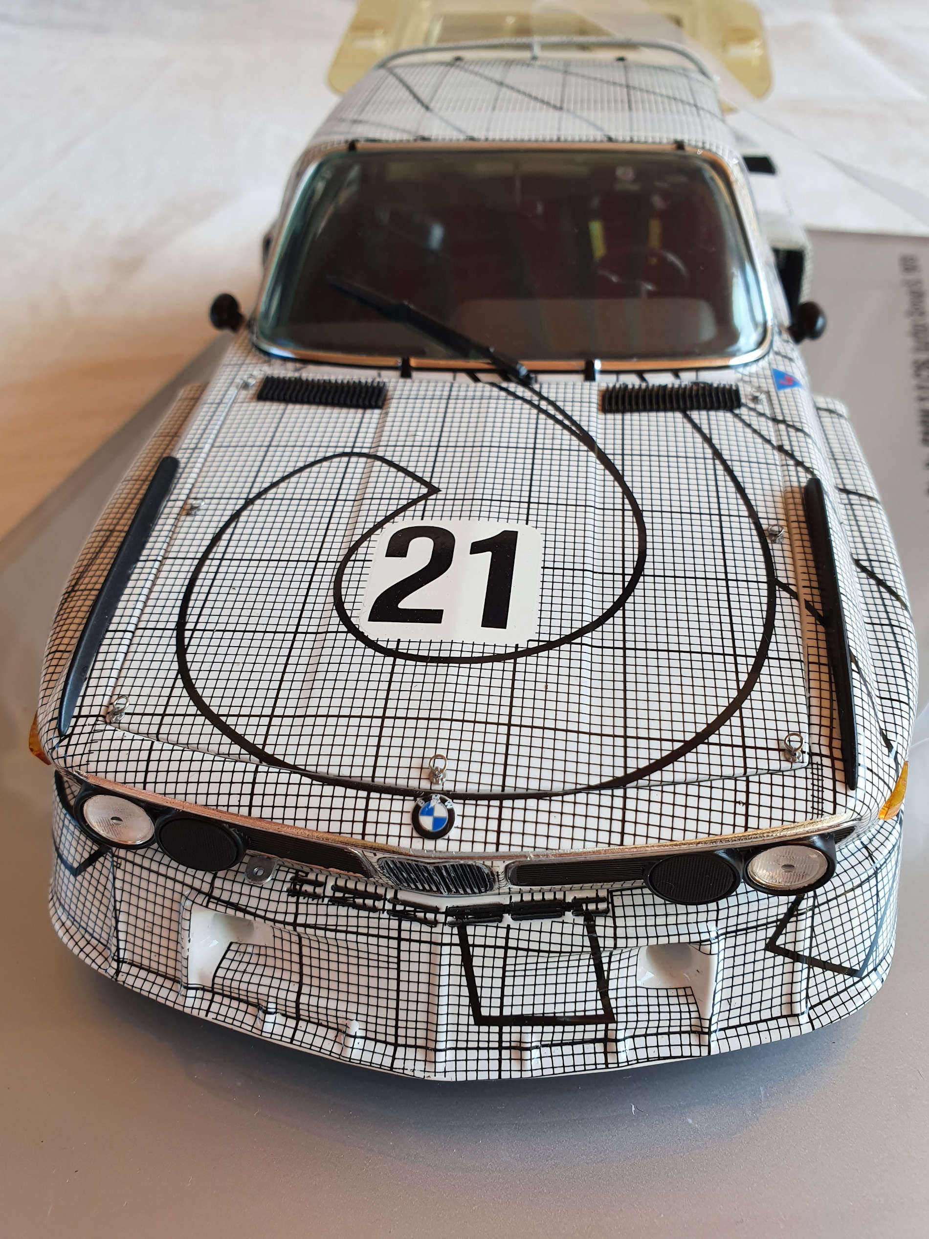 Bmw Le Mans art car
