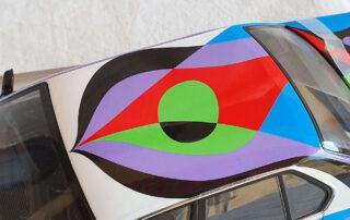 Cèsar Manrique Bmw art car 1/18 scale
