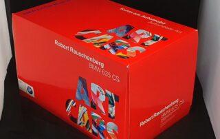 Bmw art car box